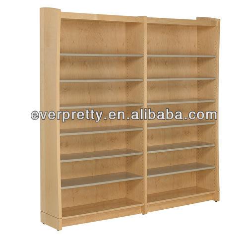 estanteras de madera baratas estanterias para libros de madera los muebles de la biblioteca