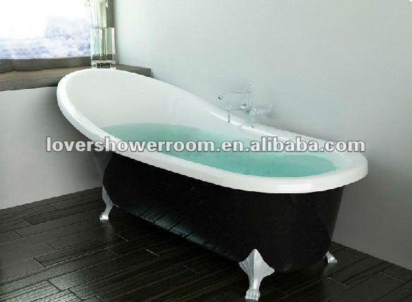 Vasca Da Bagno Freestanding In Acrilico : Acrilico freestanding vasca da bagno con quattro gambe buy