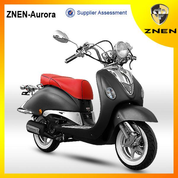 Znen Motor --c Aurora (eec,Epa,Dot)unique Gas Scooter(new) - Buy Gas  Scooter,Znen Motor,New Model Product on Alibaba com