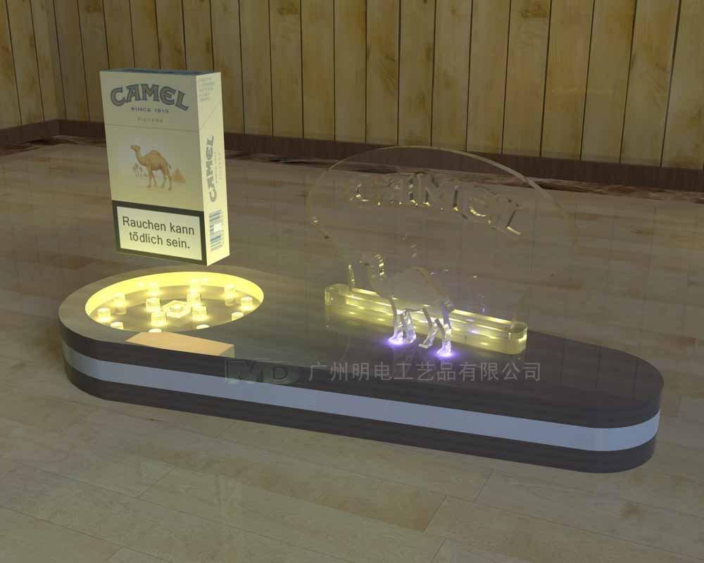 Led Magnetic Floating Cigarette Display Magnetic Floating