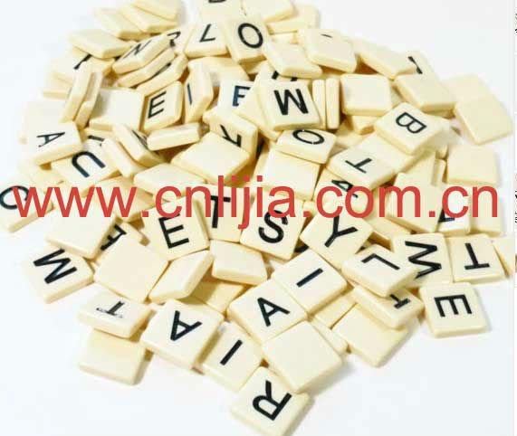 Top Quality Scrabble Tiles