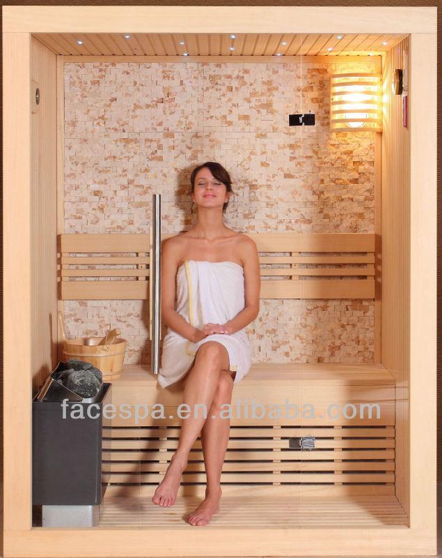 mini square sauna room with full glass door buy sauna. Black Bedroom Furniture Sets. Home Design Ideas