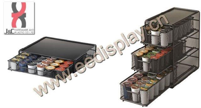 Dolce gusto capsule carousel rack buy coffee carousel rack coffee pod holde - Distributeur de capsules dolce gusto ...