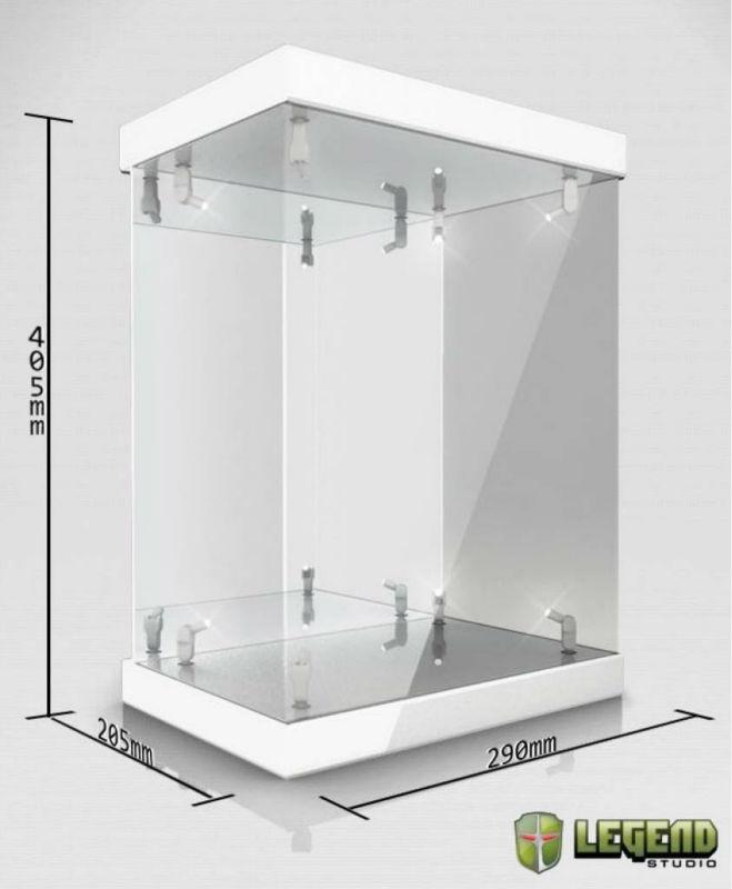 Acrylic box display malaysia : Autoart scale acrylic display case for diecast models