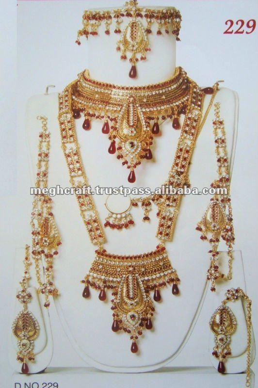 Bridal Jewellery Set Indian Bridal Jewelry Set Indian