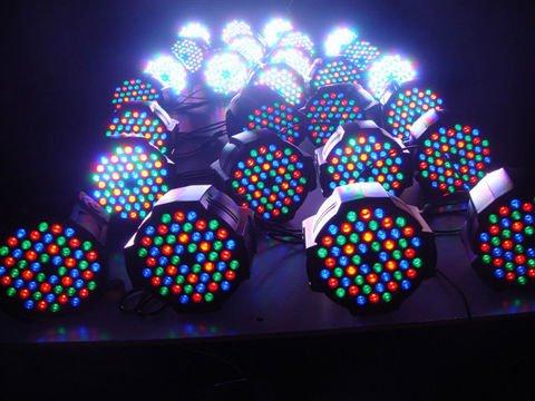 54pcs 1/3W RGB Led Pars LED Light Pro Light & 54pcs 1/3w Rgb Led Pars Led Light Pro Light - Buy Led ParsLed Par ... azcodes.com