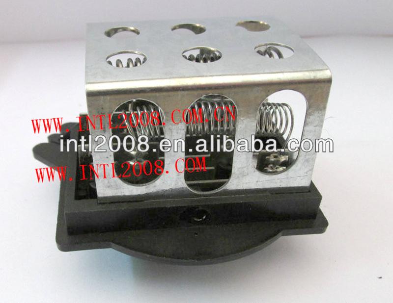 ventilateur du moteur du ventilateur r sistance pour peugeot 306 partenaire citroen zx xantia. Black Bedroom Furniture Sets. Home Design Ideas