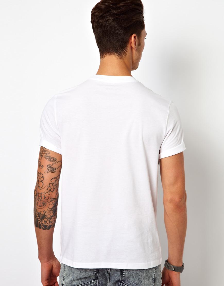 Mens blank white t shirt wholesale buy blank white t for Where to buy blank t shirts in bulk