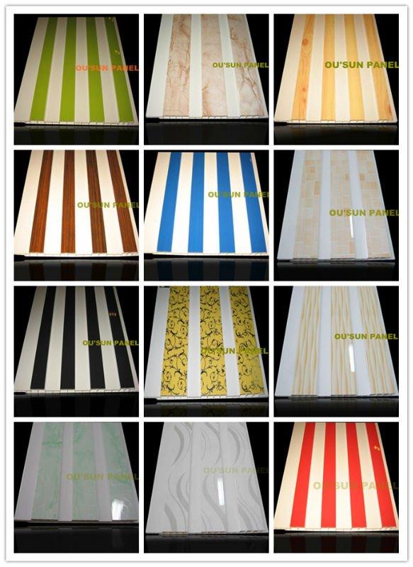 PVC Plastic Roof Panels