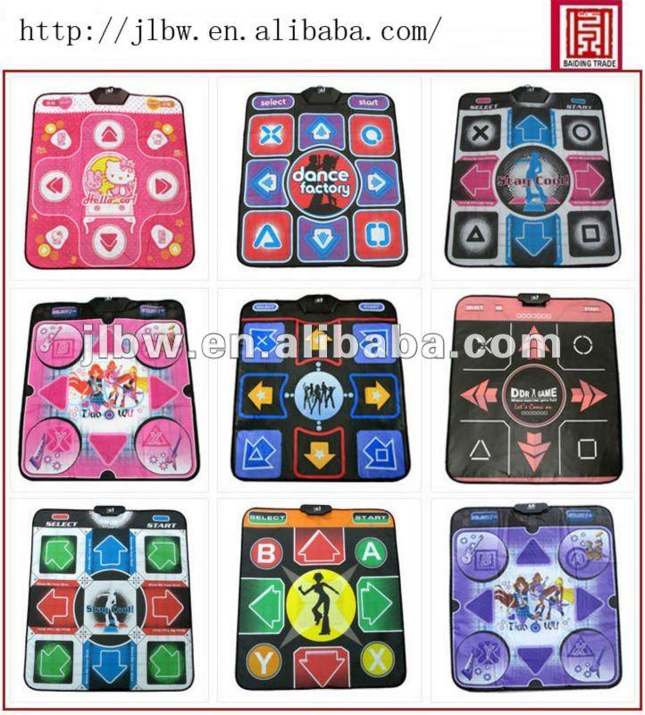 Pc Usb Dance Floor Mats Pad,Tv/usb Dance Mat Typing Pad Game - Buy ...