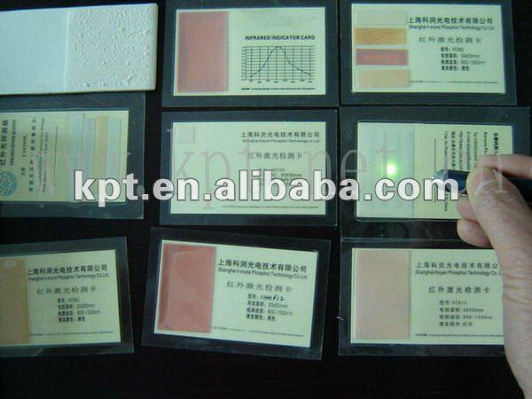 Infrared Fluorescent Powder Luminescent Phosphor Buy