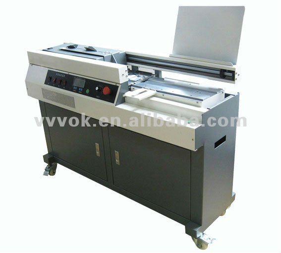 Automatic Hardcover Book Binding Machine