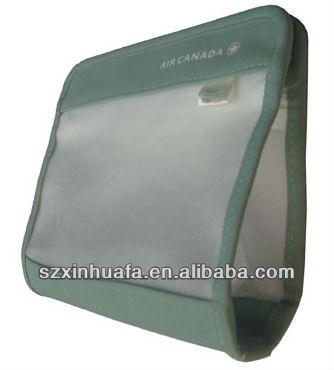 (XHF-COSMETIC-405) tirered cosmetic bag nylon mesh cosmetic bag modella cosmetic bag