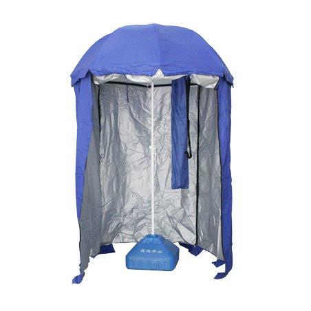Groot gordijn oxford outdoor paraplu tent vissen tent buy product on - Tent paraplu ...