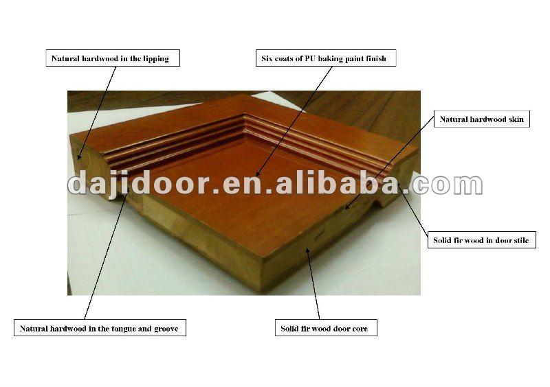Solid Core Wooden Flush Doors Design Dj S3416 Buy Doors