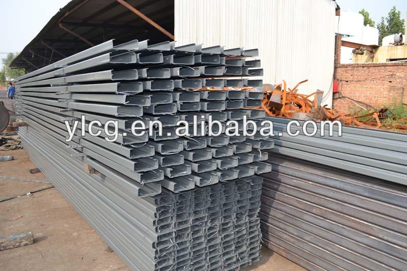 C type steel beams buy purline types of