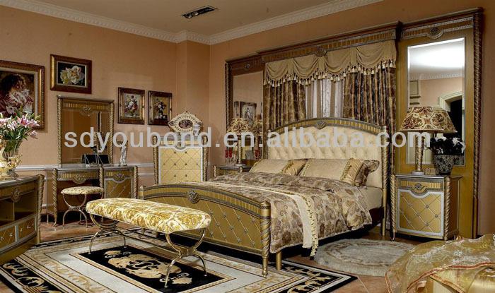 Letti Classici Di Lusso : 0016 italiani camera da letto classico royal mobili classici lusso