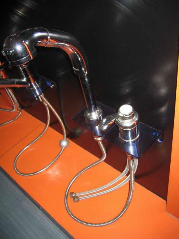 Salon Sink Faucet/shampoo Sink Faucets/hair Salon Faucet