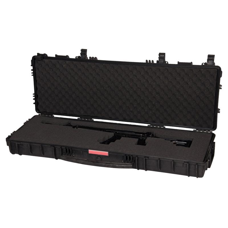 Gun Case Durable Lockable Gun Case Hard Plastic Guitar Hard Case ...