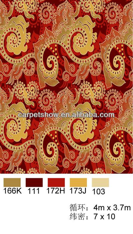 80 Wool 20 Nylon Marine Axminster Carpet Axminster