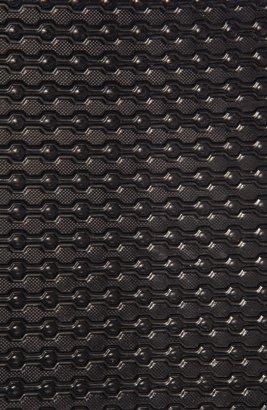 Black Leather Eva Sole Shoe
