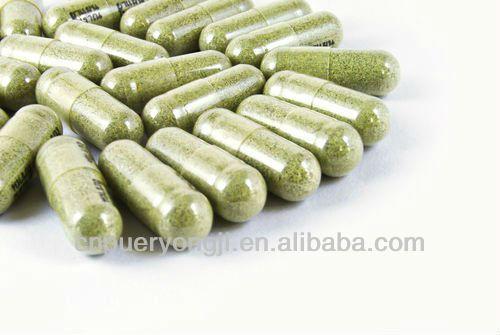 la pillola di dieta di chicchi di caffè verde