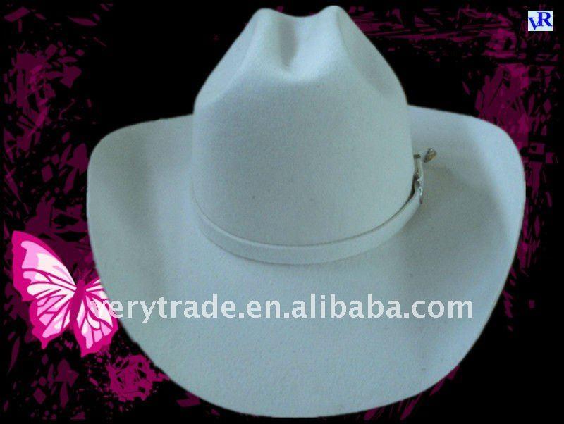 100% de Feltro de Lã Cowboy Outback Indiana Jones dos homens Chapéus Fedora 0f0ffd5d57