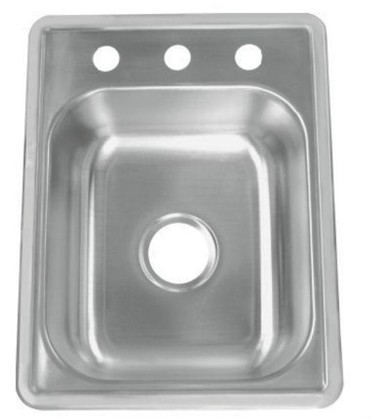 16 gauge cupc 5643a 1 5 mm dik roestvrij staal 304 hoek ijzer keuken wastafels wastafel buy - Rechthoekige gootsteen ...