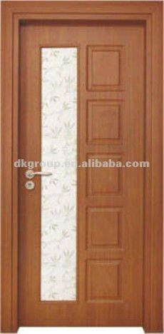 Vidrio interior de madera puertas correderas buy vidrio for Puertas interiores de madera con vidrio