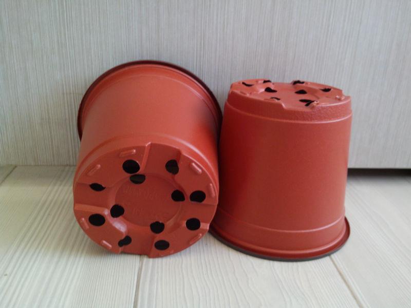 Kunststof Tuin Pot : Kunststof dubbele kleur goedkope bloempot plastic bloempot tuin pot