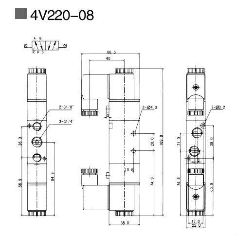 508297796_497 4v210 08 5 2 solenoid valve pneumatic air valve solenoid air airtac 4v210-08 wiring diagram at soozxer.org