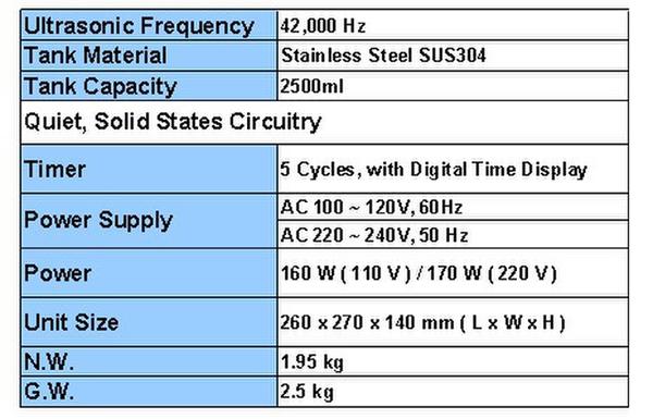 Hot Digital Dental Ultrasonic Cleaner CD4820 Ultrasonic cleaner CD-4820