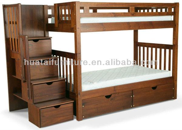 flexible pin massif bois enfants lit superpos stable gar ons ou filles bois massif lit. Black Bedroom Furniture Sets. Home Design Ideas
