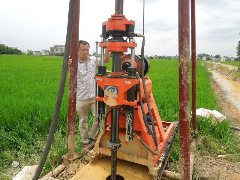 water boring machine