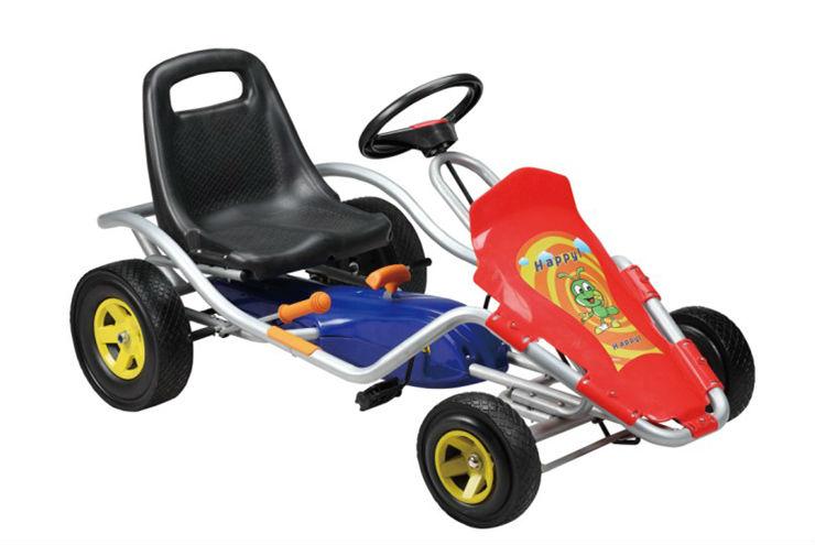 pc 16802 go kart stylish pedal car for kids