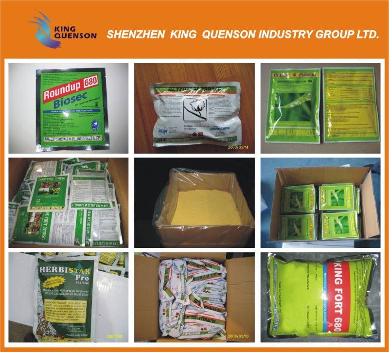 Good Price Of Herbicide Glyphosate 41 Sl 480 Sl