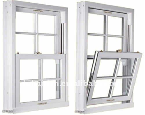 Vinil janela de guilhotina com mosquiteiro buy vinil - Finestre pvc opinioni ...