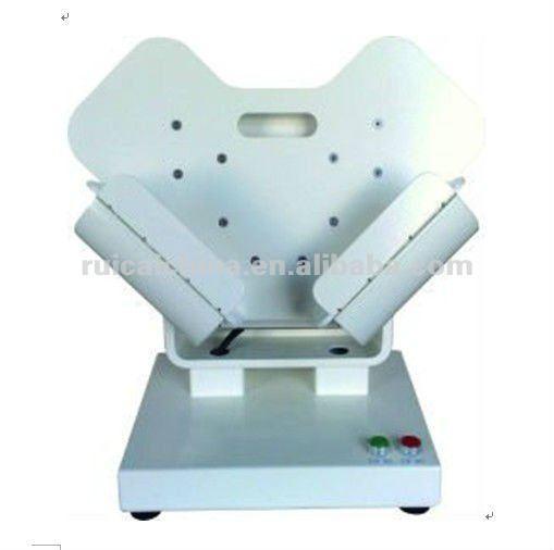 paper jogger machine