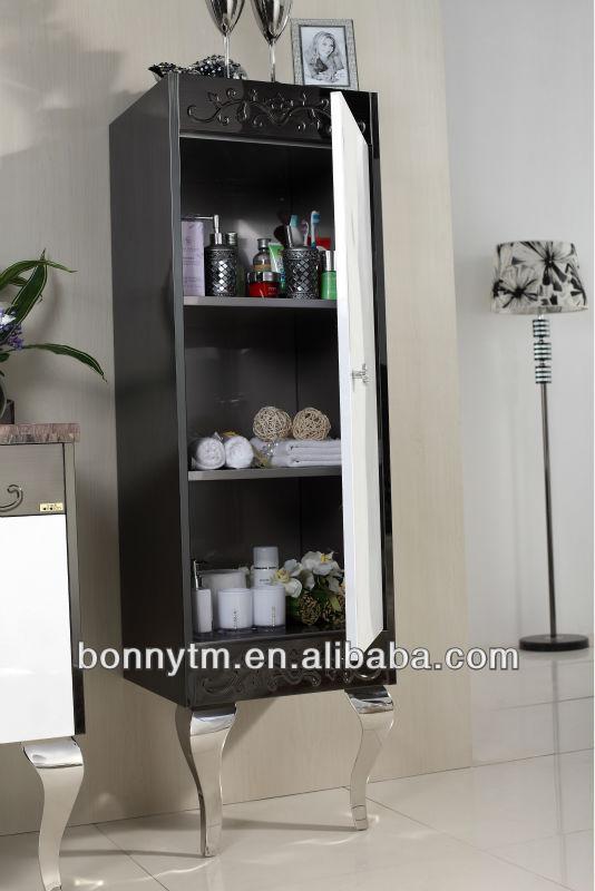 floor standing illuminated mirror bathroom cabinet bn8239 buy floor
