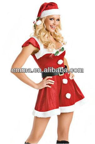 New Design Sexy Beauty Girl Christmas Costume Christmas Dance Costume Wholesale Cfb 010 Buy Christmas Costume Christmas Dance Costume Costumes
