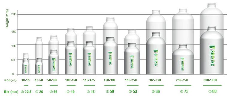 1 Oz Spray Bottles