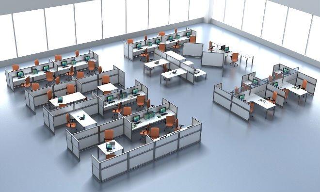 Modular Office Design - Interior Design