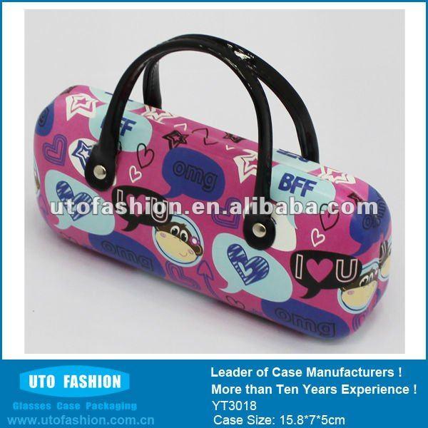 Yt3018 Novelty Kids Hello Kitty Glasses Case And Eyeglasses Case ...