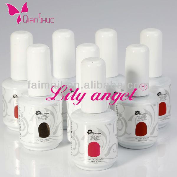 Lily Angel Gel Polish 72 Colours Soak Off Gel Nail