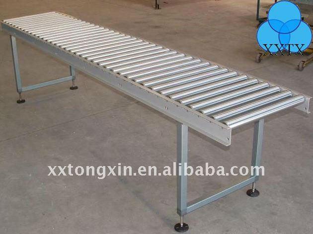 High Quality Xinxiang Tongxin Brand Large Capacity Roller Conveyor