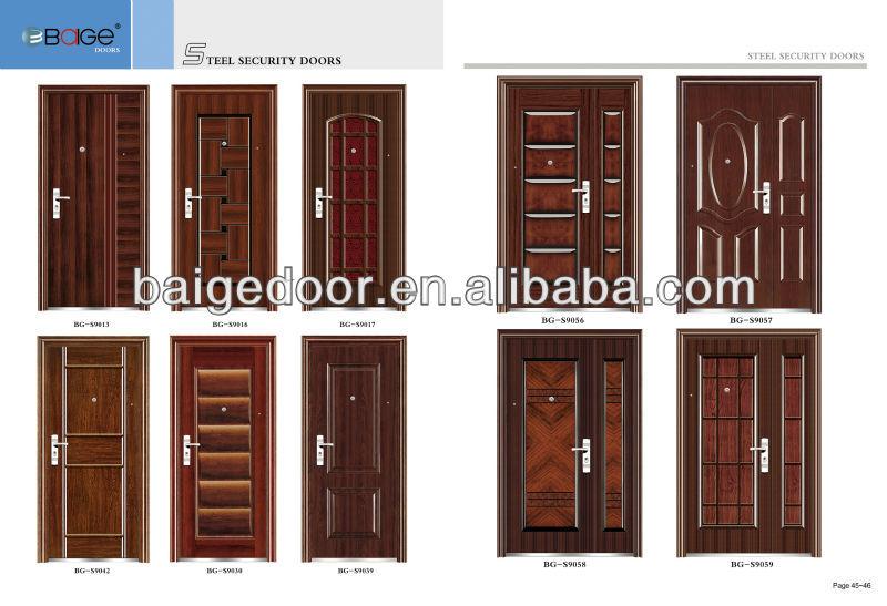 Door sheet close every door sheet music preview page 1 for Decorative main door designs