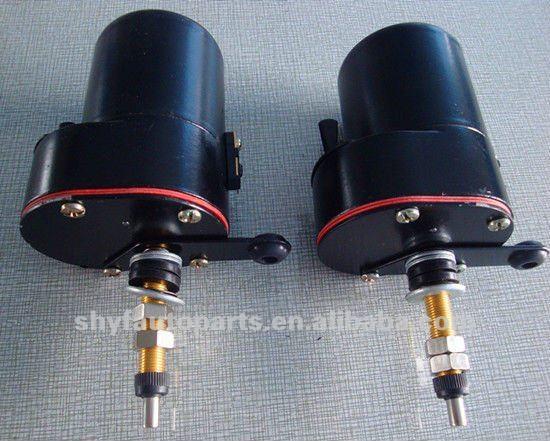 Small 10w 12v Wiper Motor Doga Wiper Motor Specifications