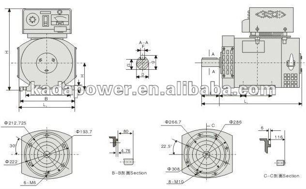 522487804_644 ac generator 1kw marelli alternator for generator buy ac marelli generator wiring diagram at mifinder.co