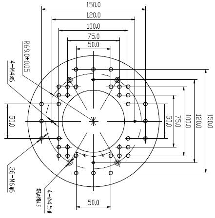 Motorized Rotary Stage Wholesale Motorized Rotation Table
