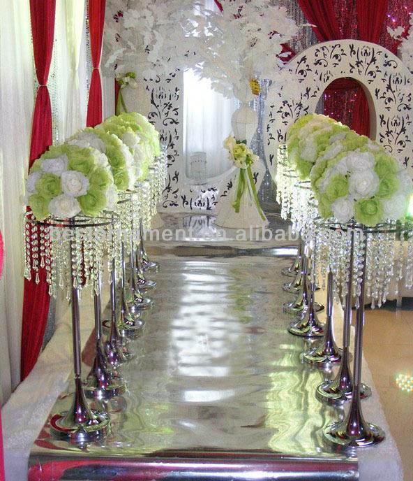 Metal Wedding Flower Stands
